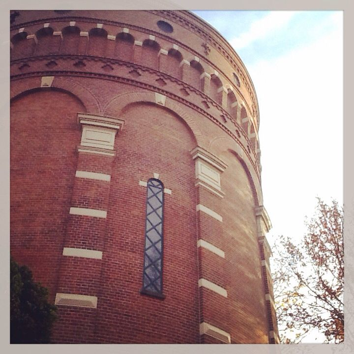 The Old water tower @ Hilversum