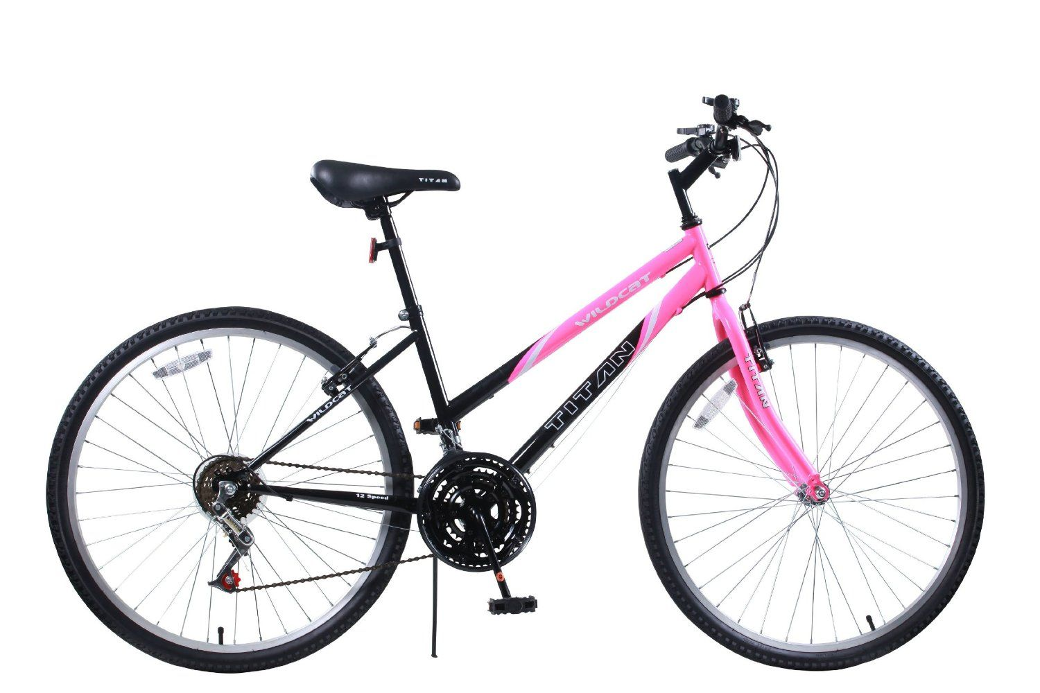 Titan Wildcat Women S Bike Is Tailored To Suit Girls Teens And