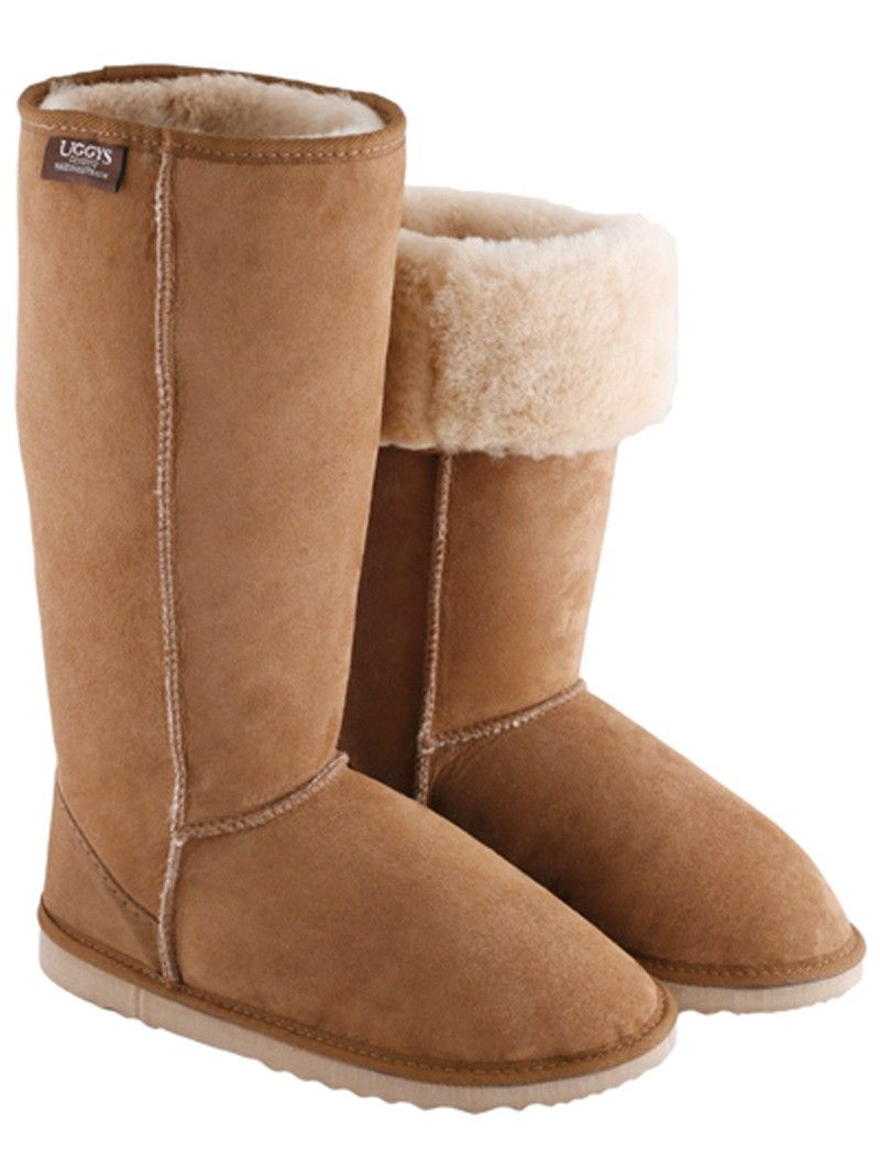UGGYS Classic Long Ugg Boots - Chestnut $199.95- Just saw a guy in Lakeland (