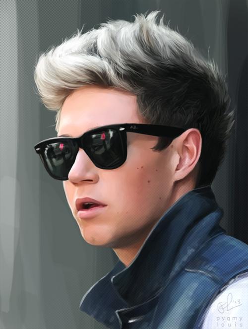 Zayn Malik Drawing Skills Niall Horan   N...