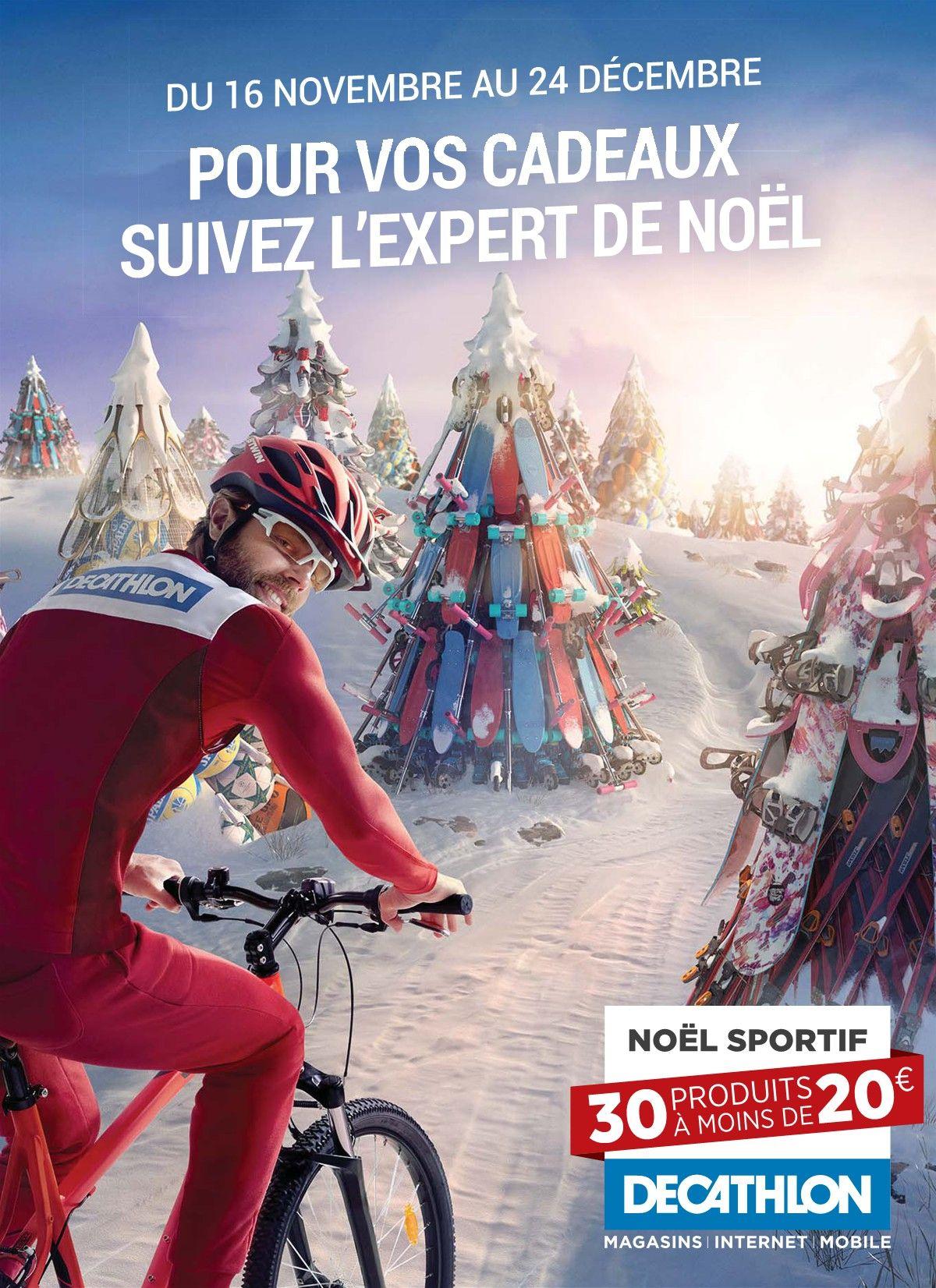 catalogue decathlon noel 2018 Catalogue de sport OP Noël   DECATHLON | Catalogues Noel  catalogue decathlon noel 2018