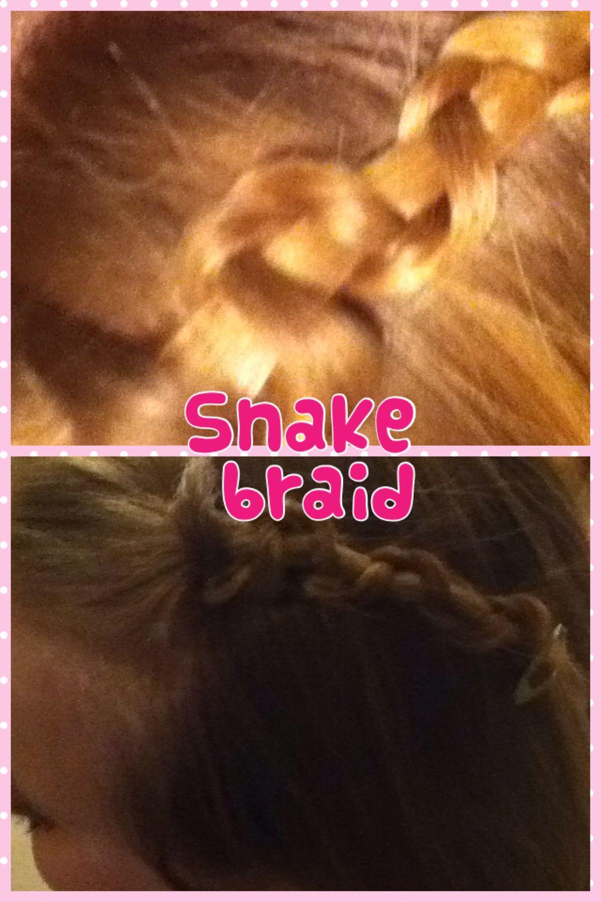 Easy cute braid hair pinterest