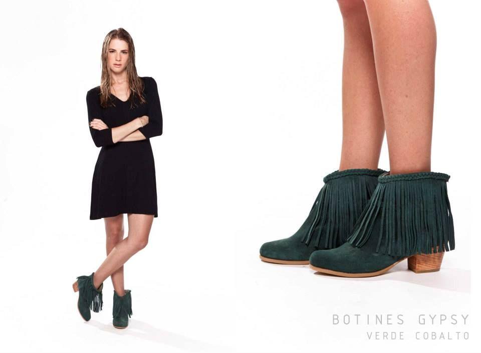 Botines Gypsy - WARMI