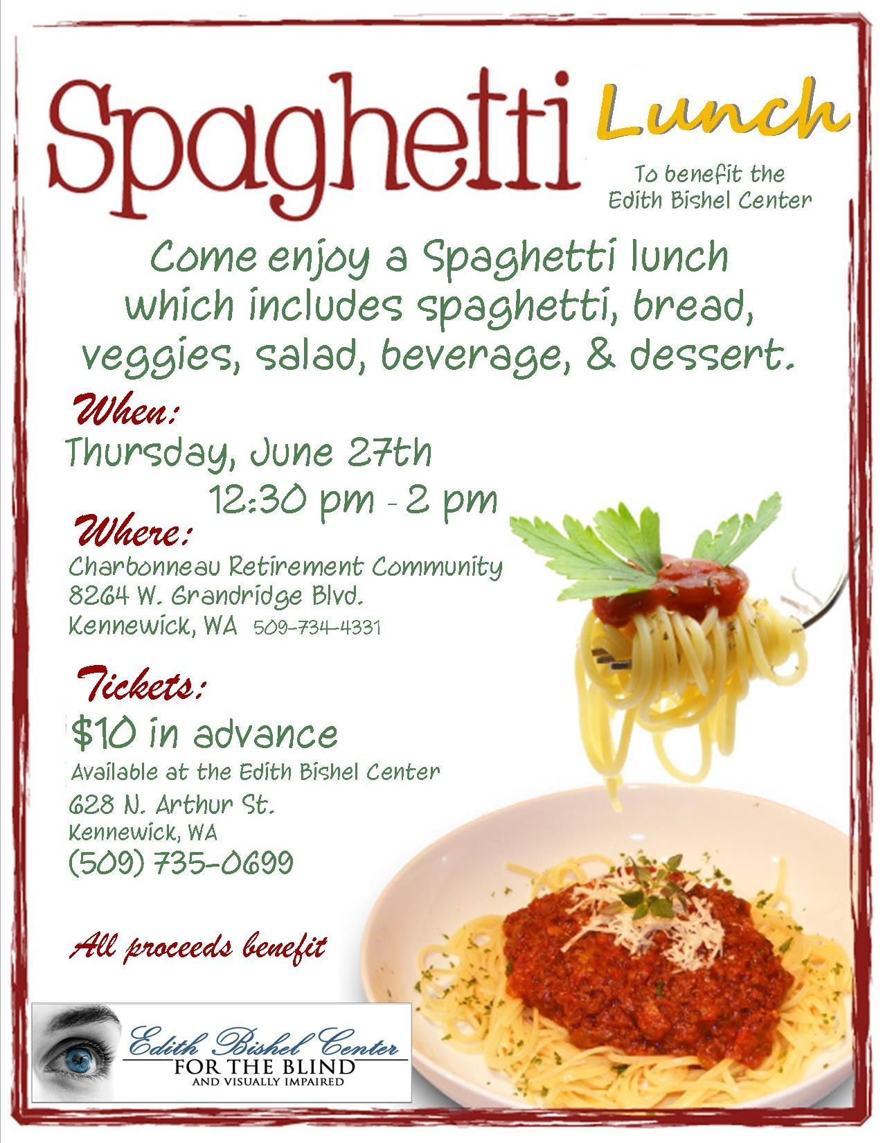 spaghetti fundraising dinner, names - Google Search | Printables ...