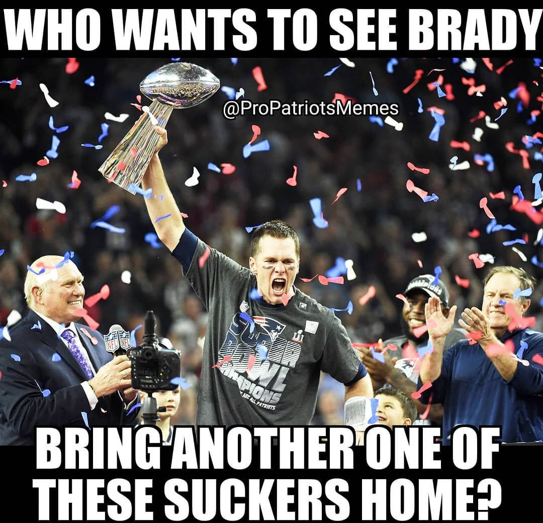 6 823 Likes 329 Comments Propatriotsmemes Propatriotsmemes On Instagram Tom New England Patriots Merchandise New England Patriots England Sports