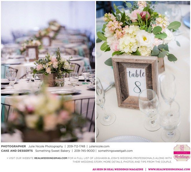 Lodi Wedding Inspiration: Leighann & Josh {From The Winter