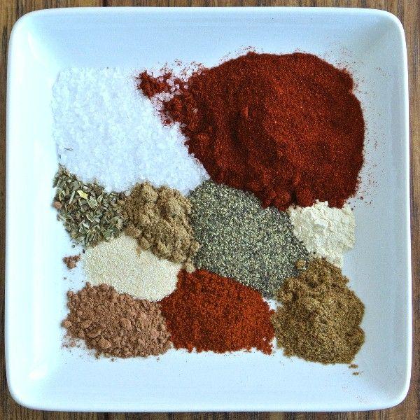 Homemade Taco Seasoning Recipe | Vegan in the Freezer #DIY