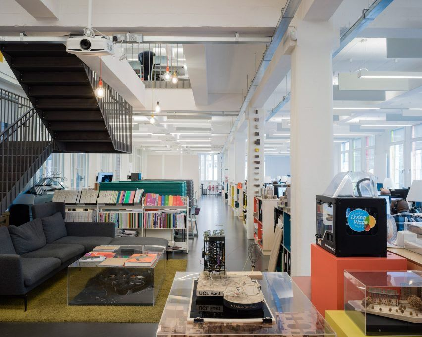 architects studios by marc goodman creative firms office design