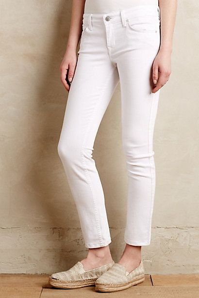 Level 99 Lily Ankle Jeans #anthropologie