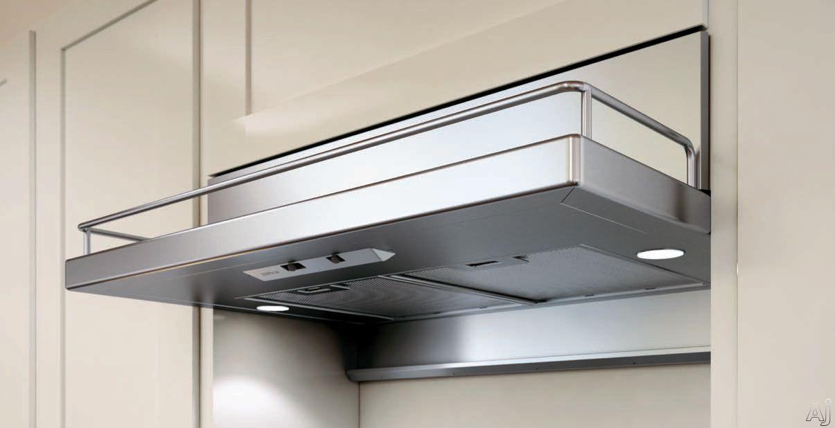 Under Cabinet Canopy Range Hood Stainless Steel White Cabinets, Grey  Backsplash   Kitchen   Pinterest   Exhaust Hood, Hoods And Grey Backsplash
