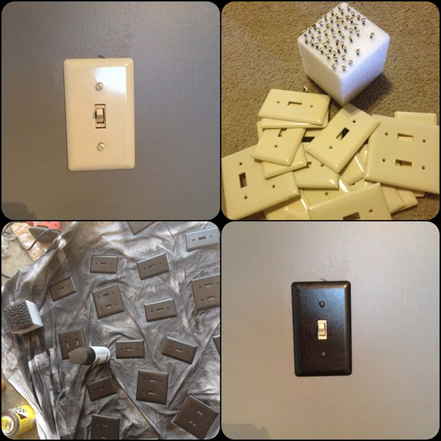 Decorative Light Switch Covers For Simple But Exciting Upgrades