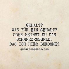 #quadrasophics #düsseldorf #arbeit #job | Lustige ...