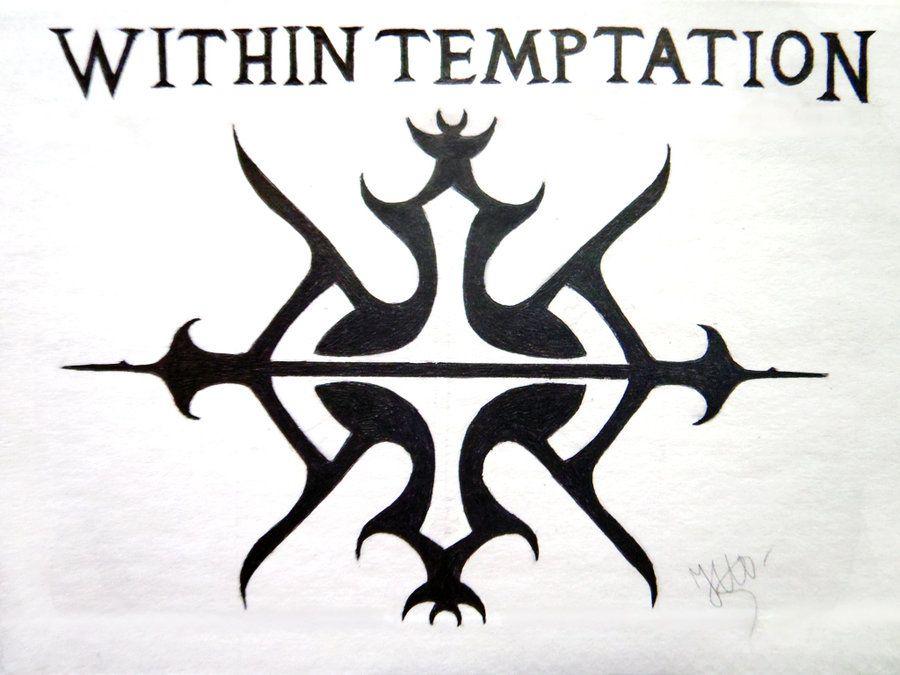 logos de within temptation hydra
