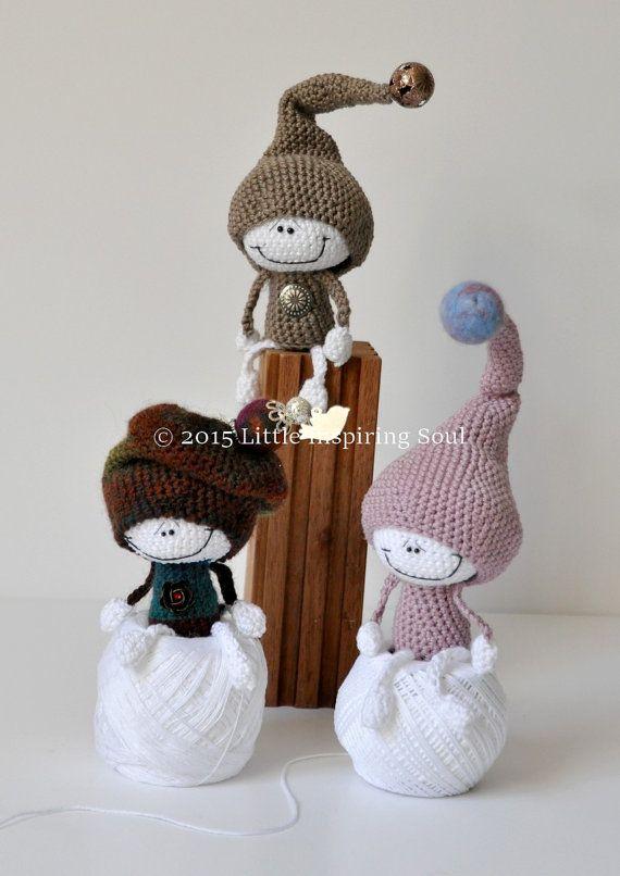 Luckydoll Amigurumi Pdf Digital Crochet Pattern Crochet