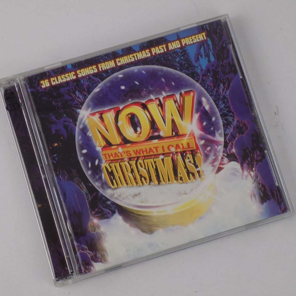 Details about Various Artists : Now Thats What I Call Christmas! 2 ...