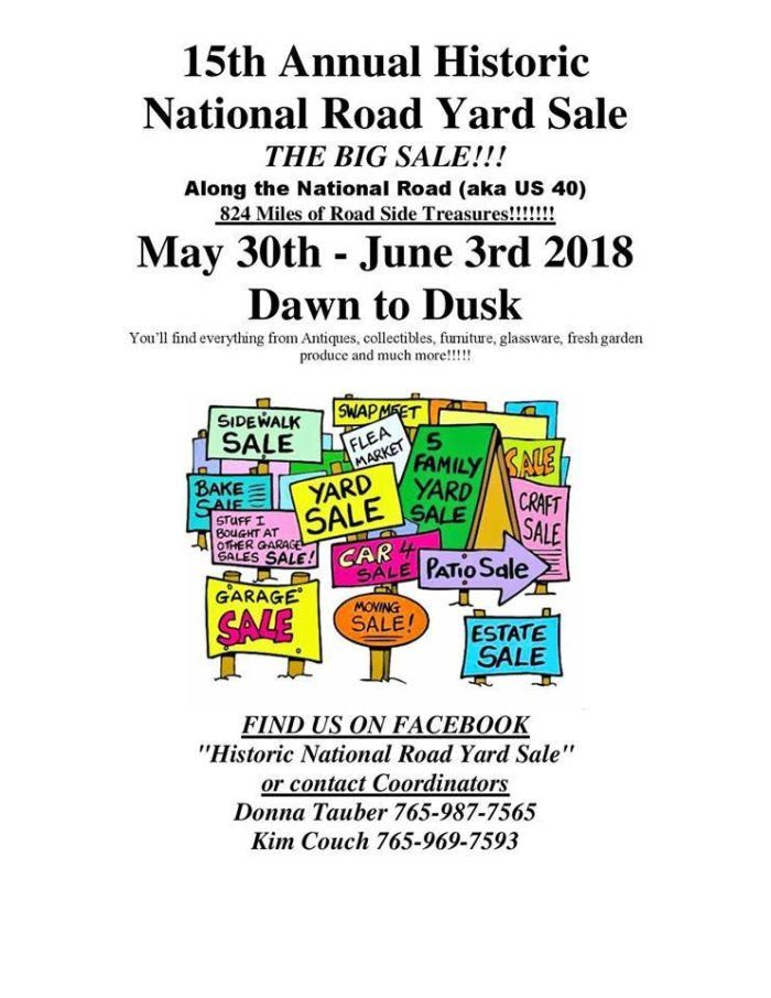 You'll Absolutely This 800 Mile Yard Sale Going Through Maryland on st louis personal ads, north jersey garage sales, st louis flea market,