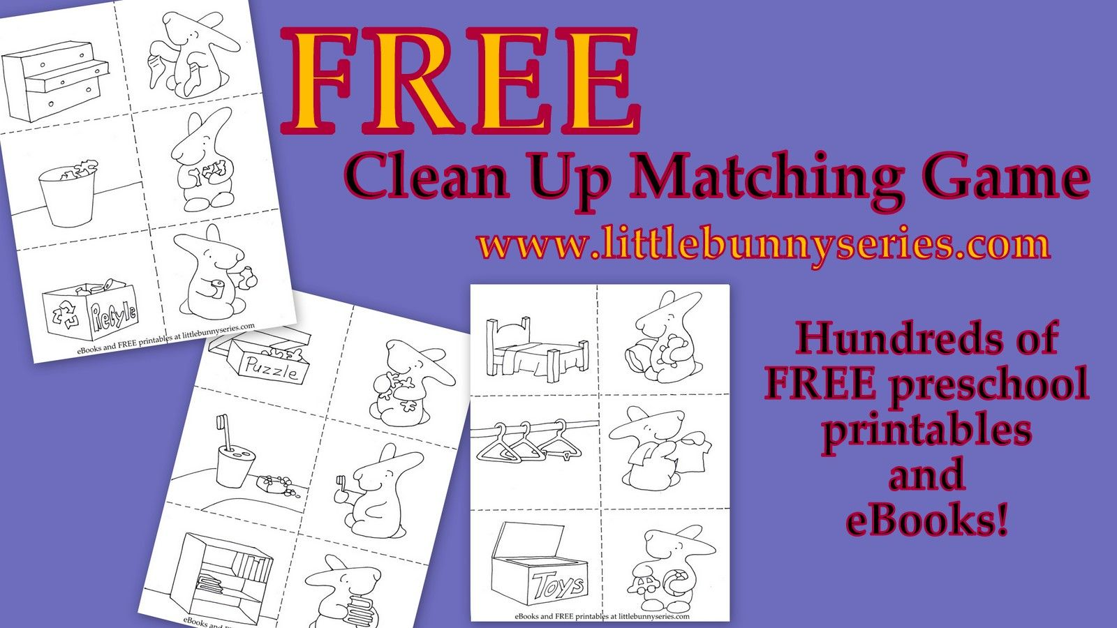 Ebooks And Hundred Of Free Preschool Printables At