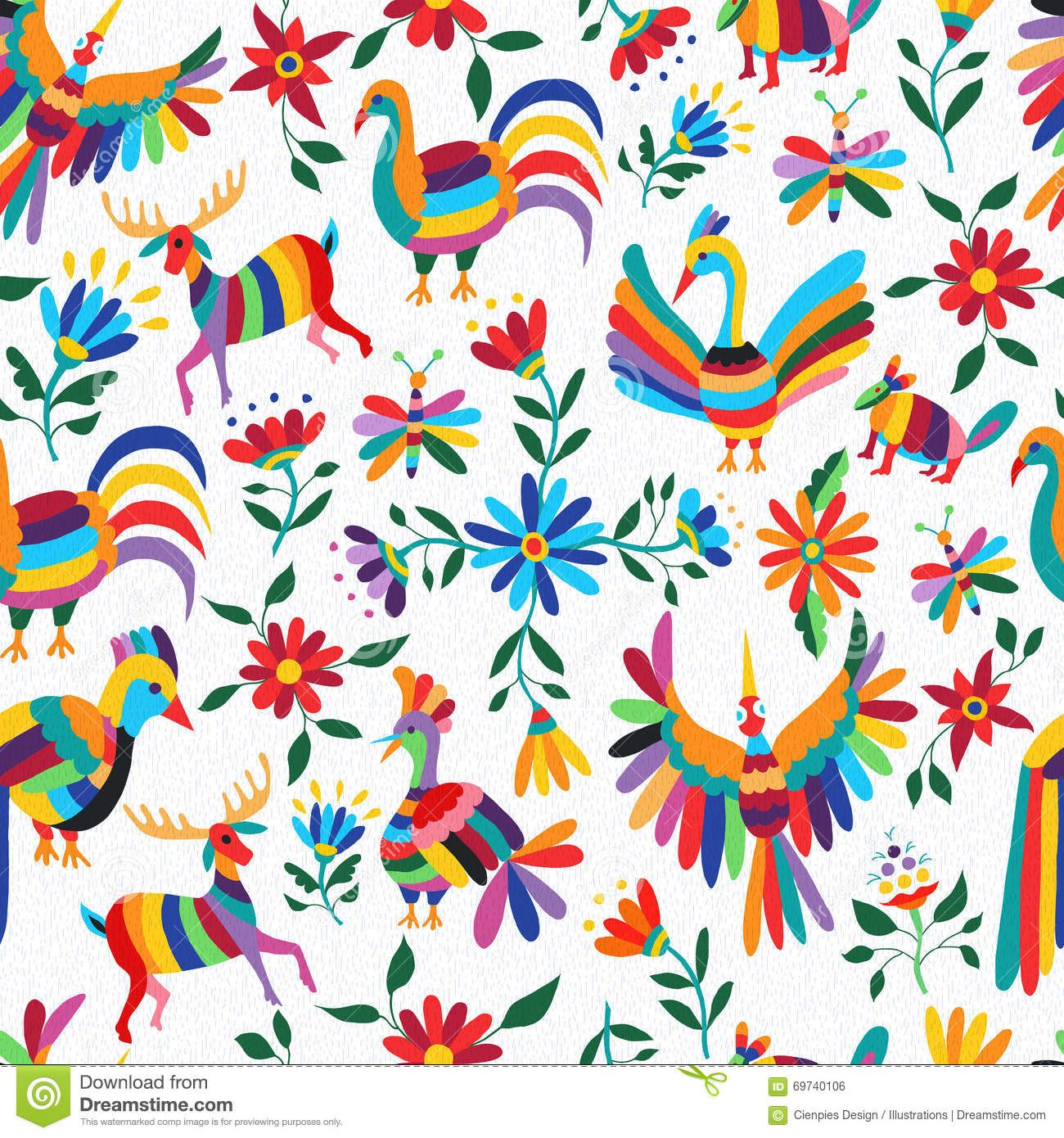 Mexican Embroidery Patterns Interesting Inspiration Ideas