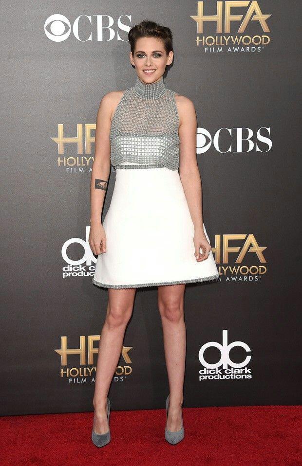 Kristen Stewart arrasou com esse lindo vestido