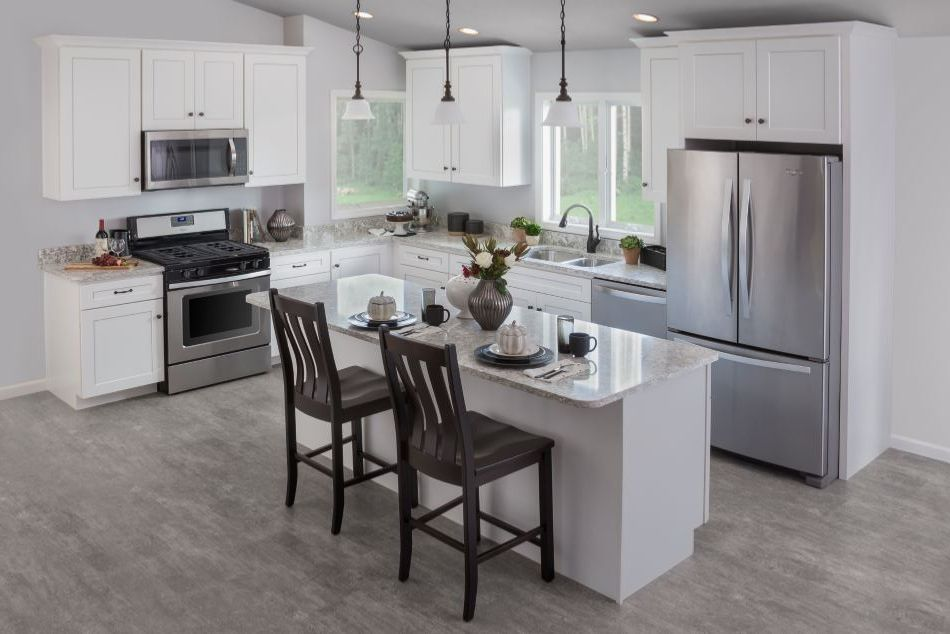 KWP Jamestown White | Kountry Wood Products | House design, Cabinet ...