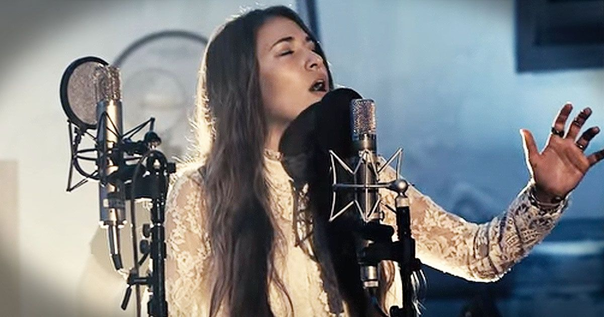 You'll love when Lauren Daigle lends her voice to Chris Tomlin's newest song 'Noel.' What a ...