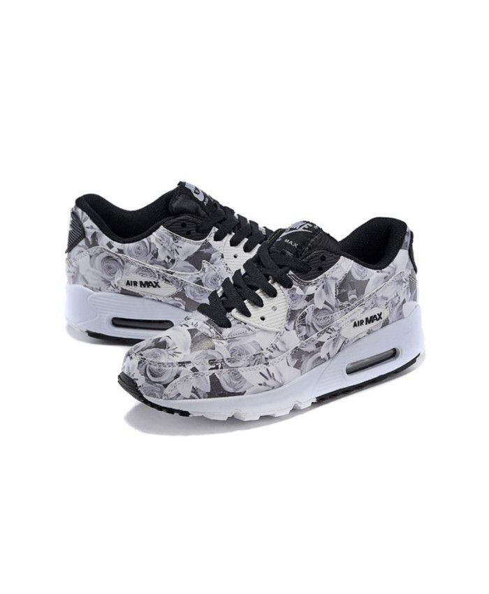 Nike Air Max 90 White Floral Sale UK