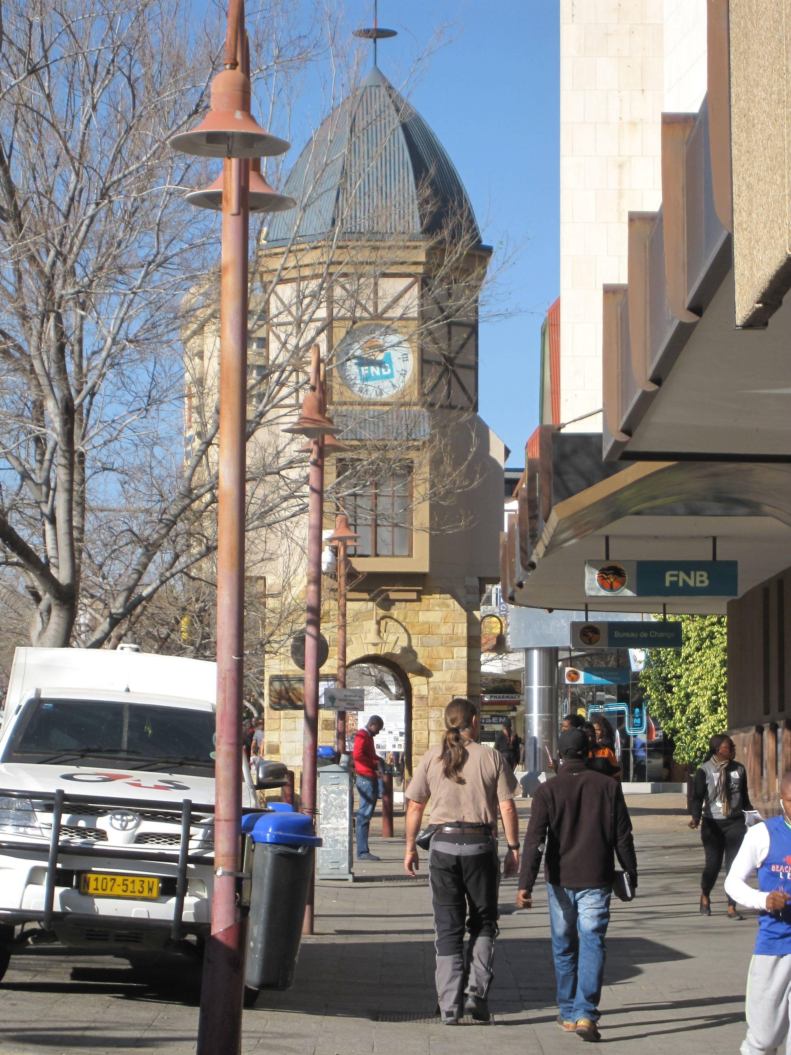 Windhoek - Bavaria in Africa