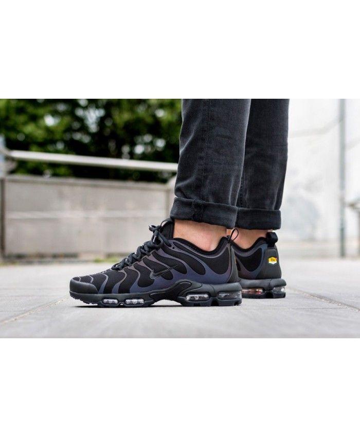 nike air max tn ultra femme chaussures noir