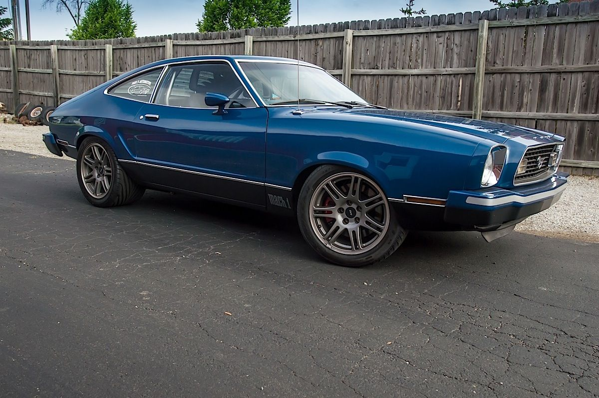 Paul Faessler S 1974 Ford Mustang Mach 1 Project Transcends Time Stangtv Ford Mustang Mustang Mustang Mach 1