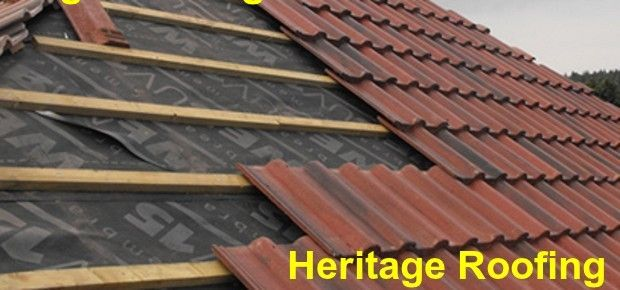 Heritage Roofing Used As A Diversified Field Of Slate Roofing Techniques Where All The Related Materials Like Slate Lead And Va Slate Roof Roof Repair Roofing