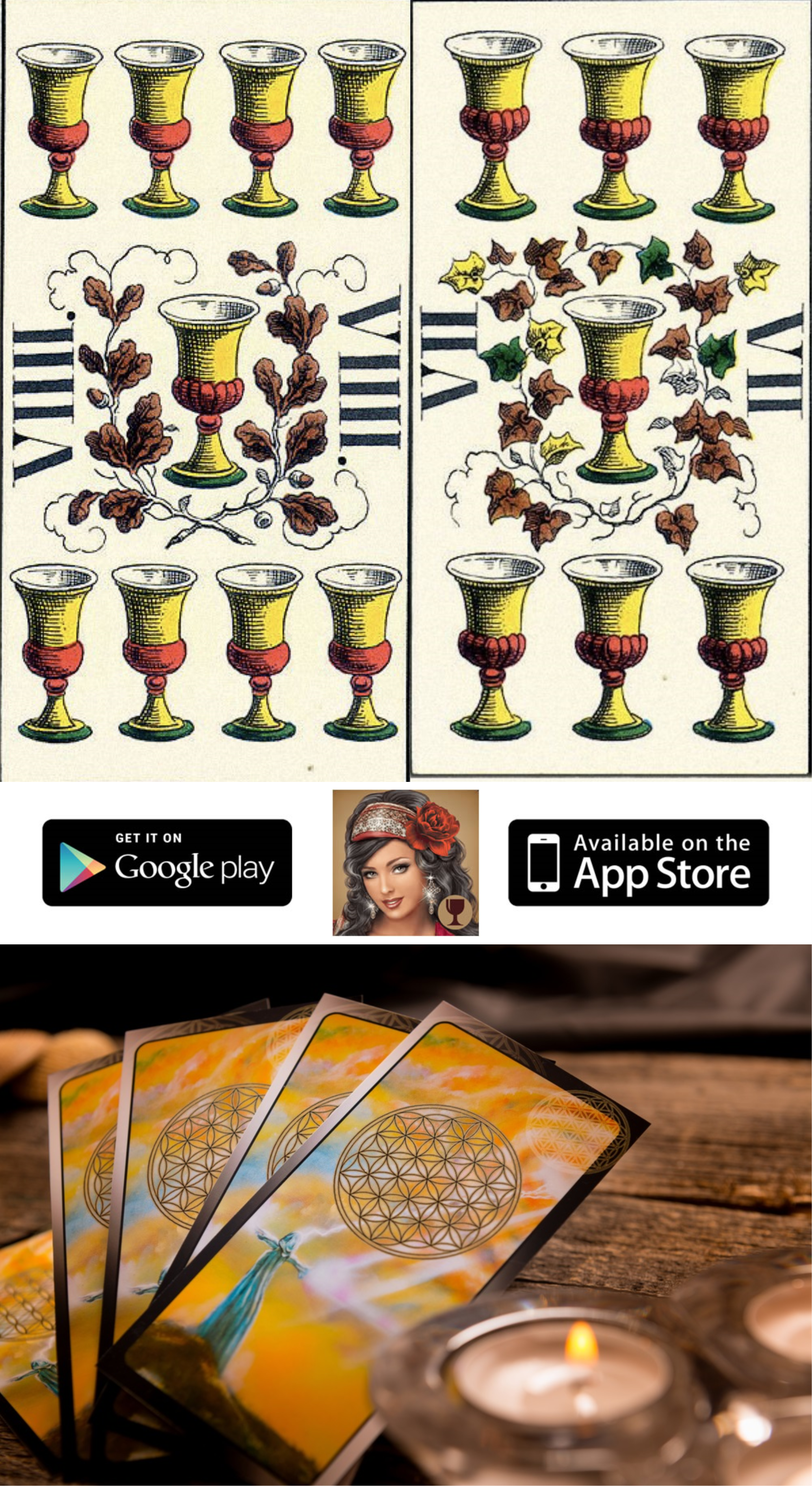 ✯ Get the free mobile application on your phone or tablet and enjoy