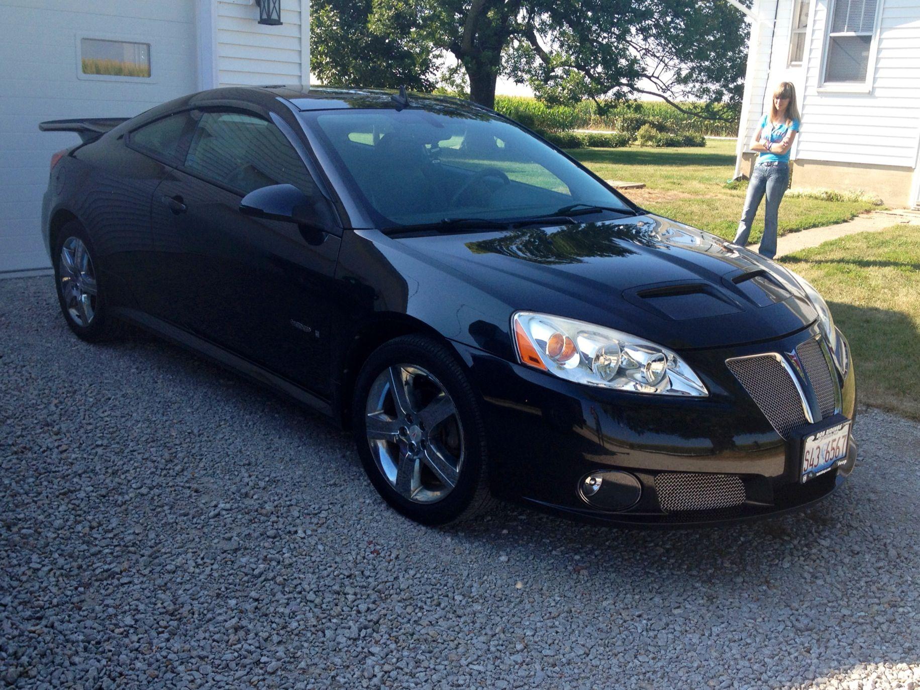 My 08 Pontiac G6 Gxp What A Blast To Drive Pontiac G6 Gxp Pontiac Bmw Car