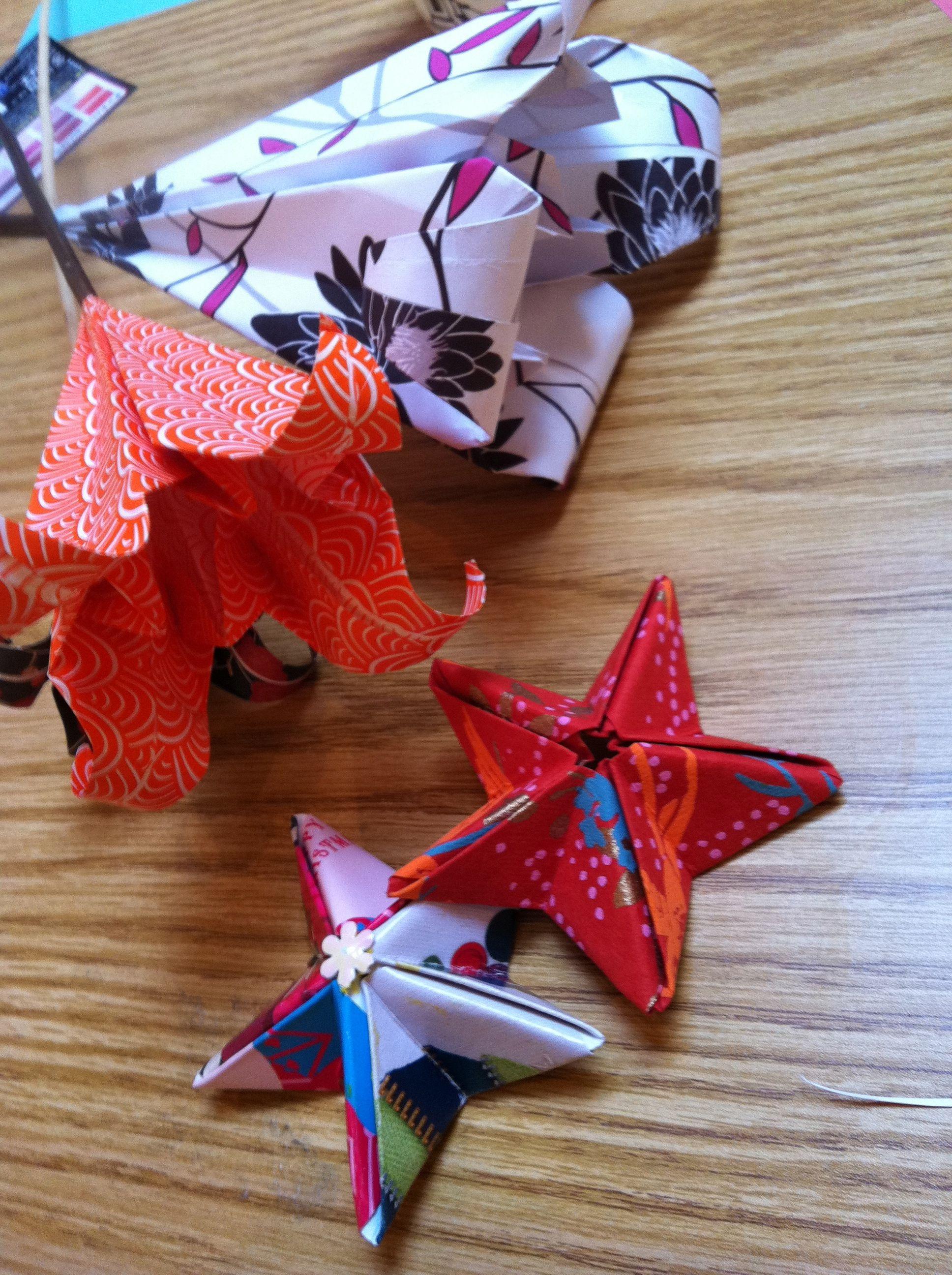 Origami workshop - www.inc-inc.co.uk/workshops