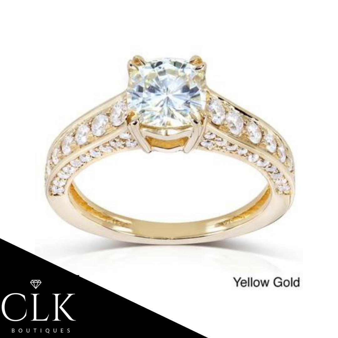 Pin Em Engagement Rings