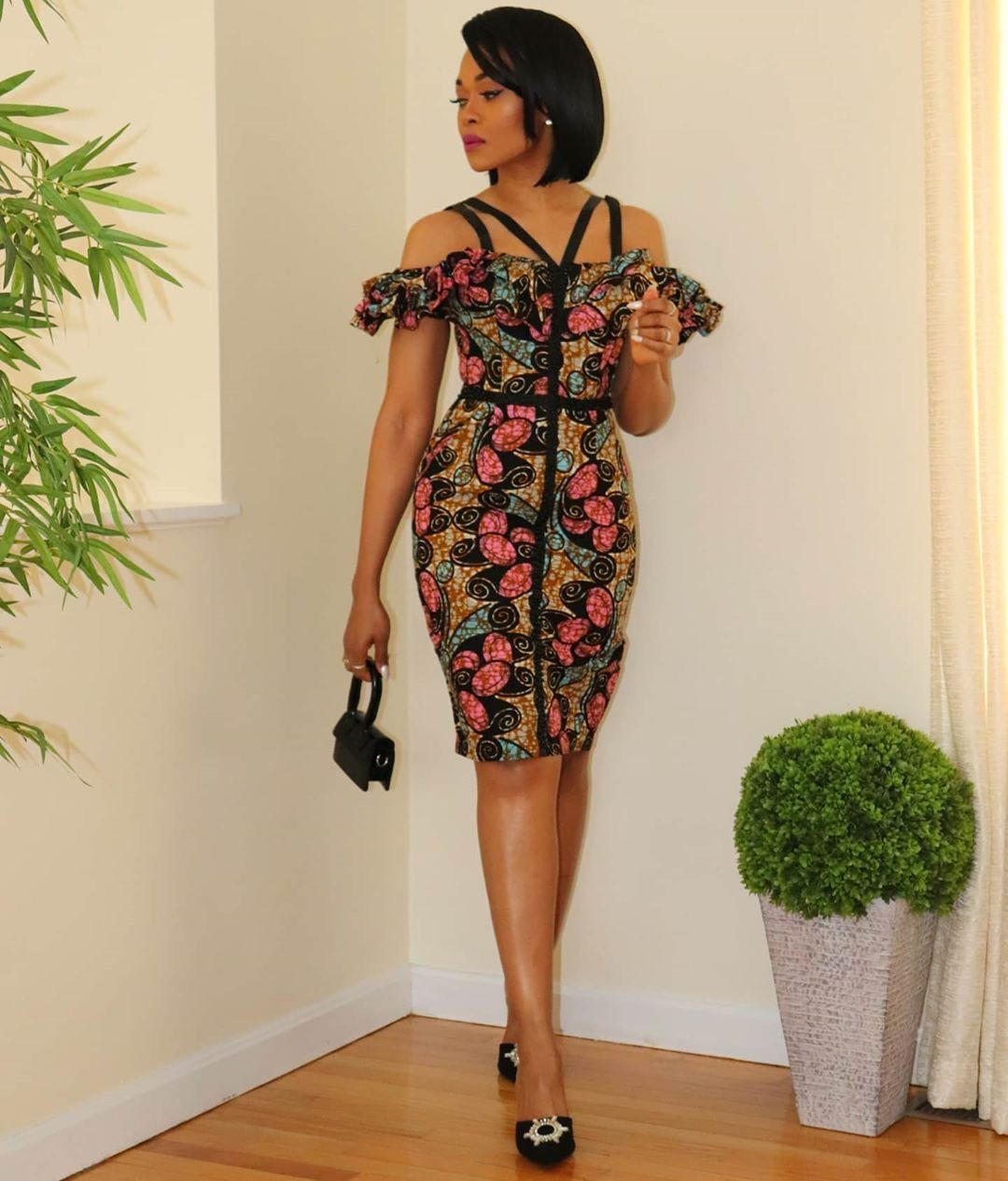 Photo of Trendy Ankara Short Dress Styles