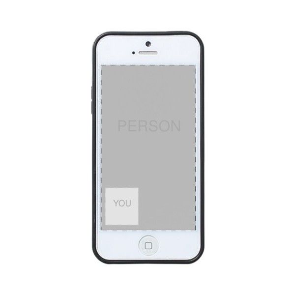 iOS camera image ❤ liked on Polyvore featuring borders and picture ...