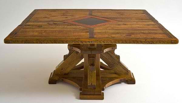 Bon 20 Surprising Square Wooden Pedestal Table Bases