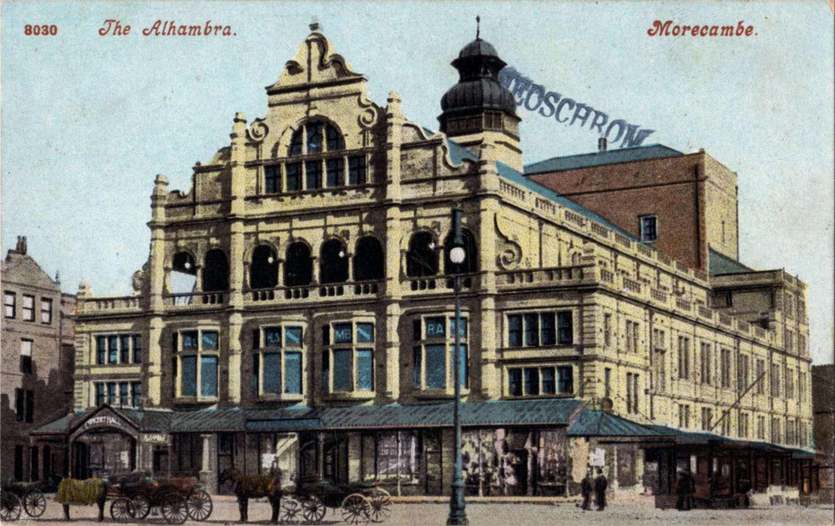image result for alhambra morecambe old morecambe pinterest