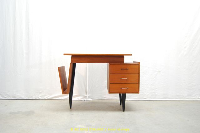 Make Up Tafel : Degeleetalage teakhouten bureau make up tafel teak