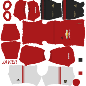 Manchester United 2018 19 Dream League Soccer Kits 512x512 Url Soccer Kits Manchester United Goalkeeper Kit Manchester United