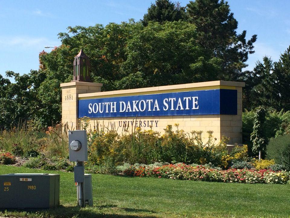 South Dakota State University in Brookings SD