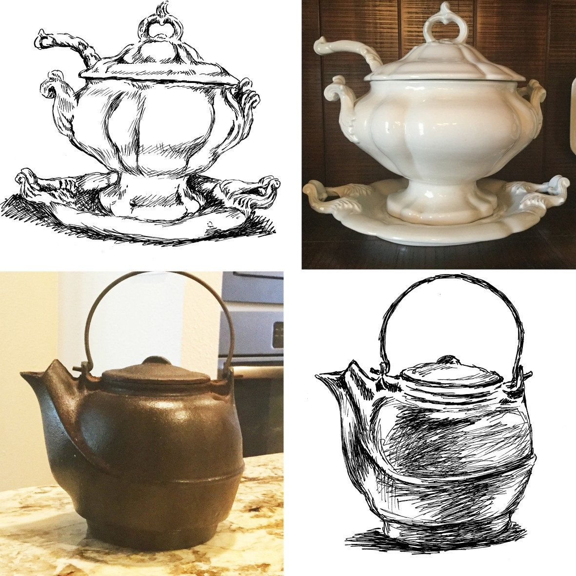 Country home decor direct sales