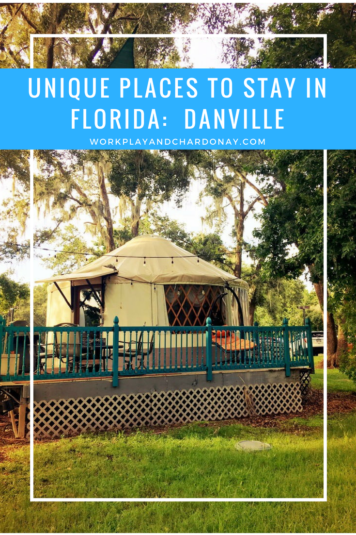 Yurts So Good A Weekend In Danville Camping Locations Visit Florida Best Places To Camp