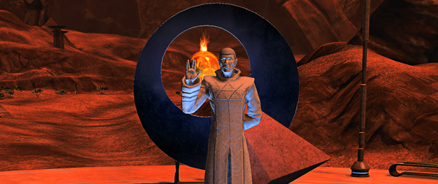 Star Trek Star Trek Online: Leonard Nimoy Memorial