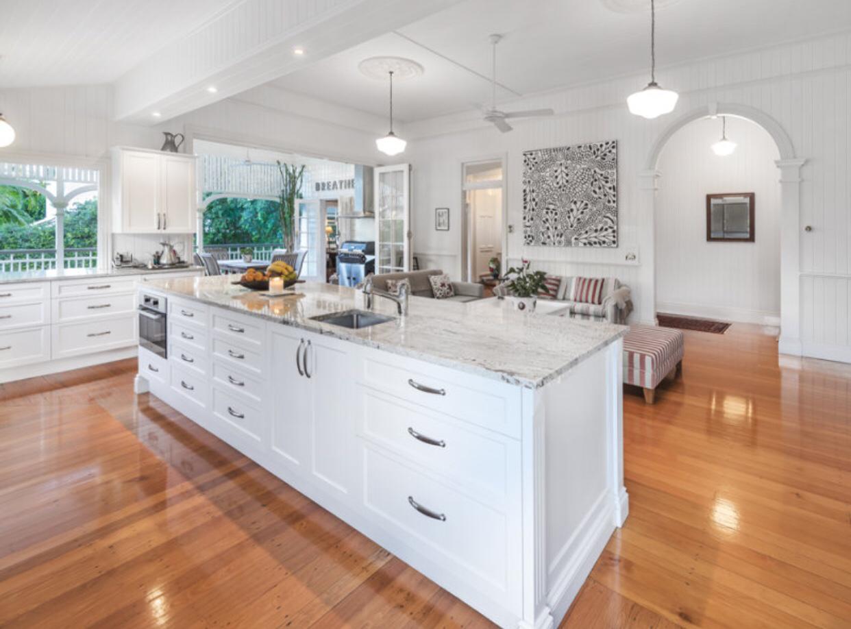 ascot queenslander queenslander homes in 2020 home queenslander house kitchen room design on kitchen interior queenslander id=50408