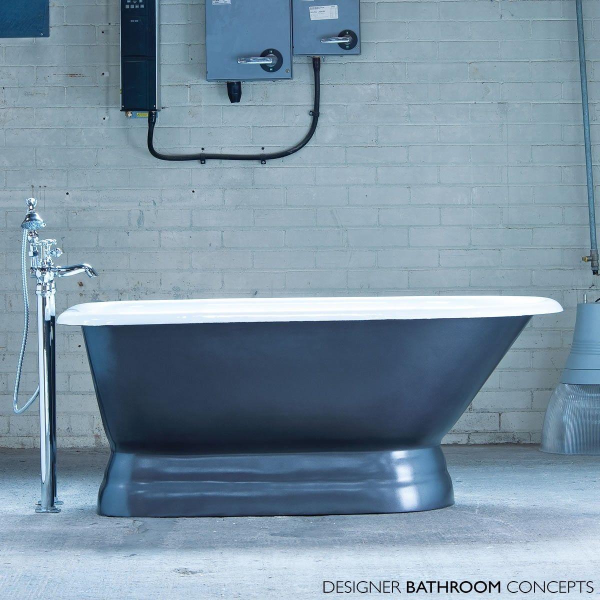Sydney Designer Cast Iron Freestanding Bath Freestanding Bath