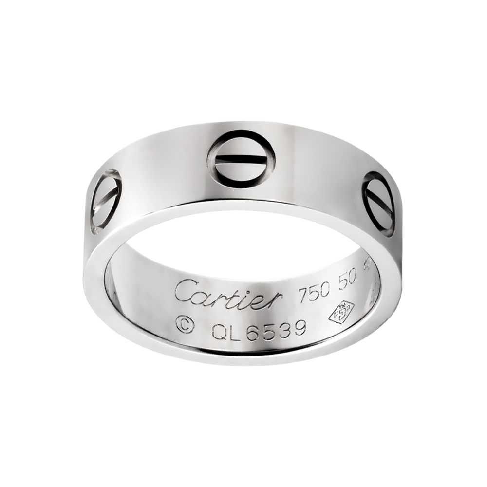 LOVE ring - Rings White gold - Fine Rings for women ...