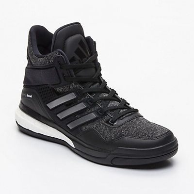 finest selection free shipping classic styles Chaussures montantes, Vibe Energy Boost noir et gris tige ...