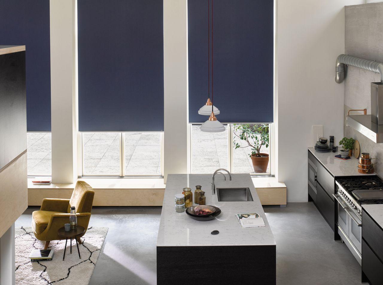 10 kitchen blind ideas | Living room blinds, Roller blinds ...