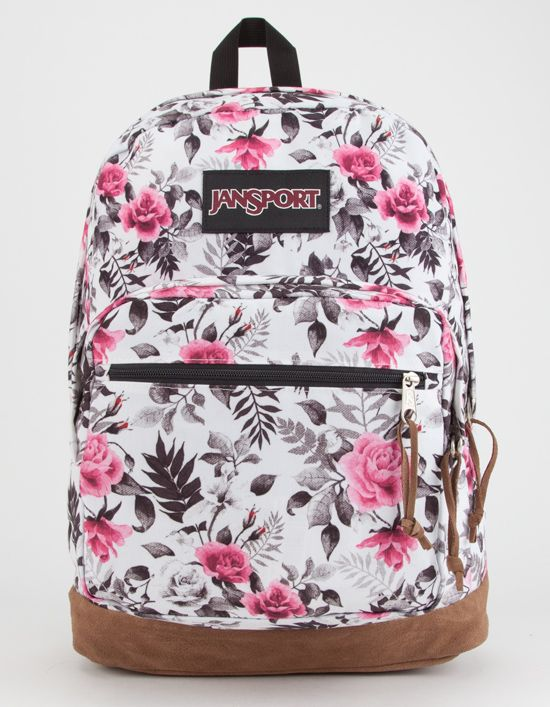 it is so difficult to find a huge and cute backpack If you see ...